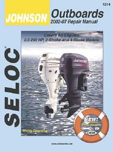 SELOC MARINE TUNE-UP MANUALS (#230-1313) - Click Here to See Product Details