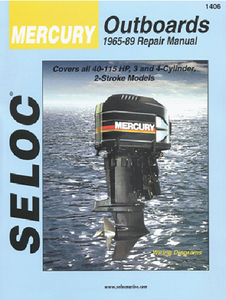SELOC MARINE TUNE-UP MANUALS (#230-1406) - Click Here to See Product Details