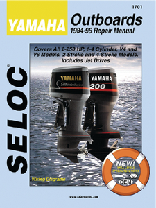 SELOC MARINE TUNE-UP MANUALS (#230-1707) - Click Here to See Product Details