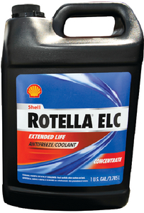 SHELL ROTELLA<sup>®</sup> ELC EXTENDED LIFE COOLANT / ANTIFREEZE (#258-9404106021) - Click Here to See Product Details