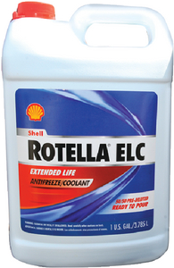 SHELL ROTELLA<sup>®</sup> ELC EXTENDED LIFE COOLANT / ANTIFREEZE (#258-9404206021) - Click Here to See Product Details