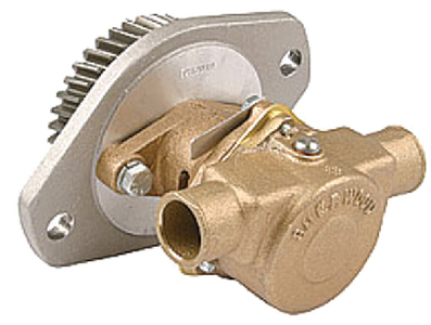 M71 CUMMINS ENGINE COOLING PUMP  (#762-M71) - Click Here to See Product Details