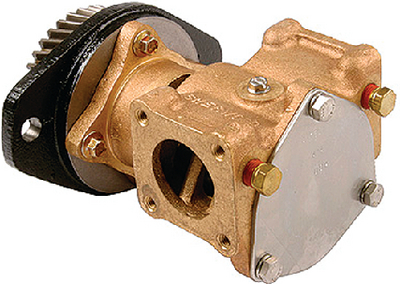 CUMMINS DIESEL WATER PUMP - P1727C (#762-P1727C) - Click Here to See Product Details