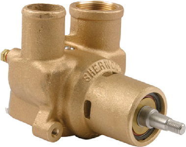 P176X CATERPILLAR ENGINE COOLING PUMP  (#762-P176X) - Click Here to See Product Details