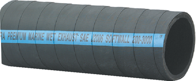 EXHAUST/WATER HOSE W/O WIRE - SERIES 200 (#88-2003184) - Click Here to See Product Details