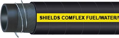 """SHIELDS HOSE HOSE-SAE J1942 1-1/8"""" X 12.5FT (116-321-1184)"""