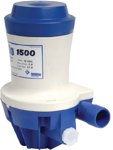 HIGH FLOW DUAL PORT LIVEWELL PUMP  (#275-35800110) - Click Here to See Product Details