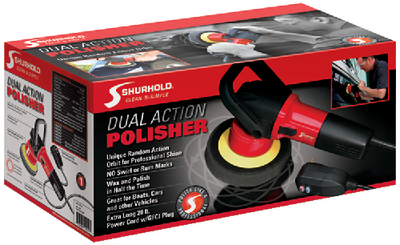 DUAL ACTION POLISHER (#658-3101) - Click Here to See Product Details