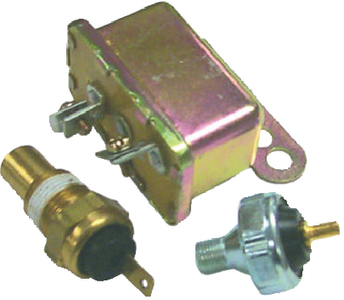 OIL PRESSURE / TEMPERATURE WARNING KIT (#11-MP41400) - Click Here to See Product Details