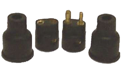 POLARIZED ROUND CONNECTOR (#11-TC43604) - Click Here to See Product Details