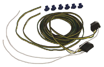 4 POLE FLAT CONNECTORS (#11-TC43754) - Click Here to See Product Details