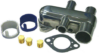 THERMOSTAT HOUSING (#47-1989) - Click Here to See Product Details