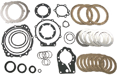 BORG-WARNER OVERHAUL KIT (#47-2591) - Click Here to See Product Details