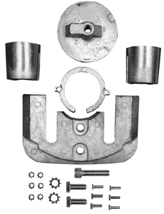 MERCRUISER BRAVO I ANODE KIT (#47-6159A) - Click Here to See Product Details