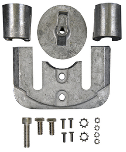 MERCRUISER BRAVO II & III ANODE KIT (#47-6160A) - Click Here to See Product Details