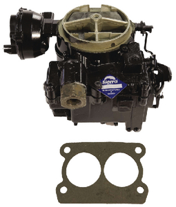 SIERRA REMANUFACTURED CARBURETORS (#47-76112) - Click Here to See Product Details