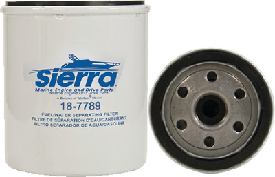 OMC & VOLVO STYLE FUEL/WATER SEPARATOR KIT (#47-7789) - Click Here to See Product Details