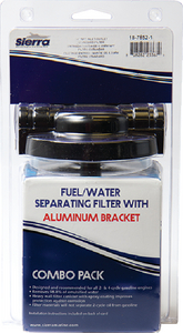 UNIVERSAL FUEL/WATER SEPARATORS (#47-78521) - Click Here to See Product Details