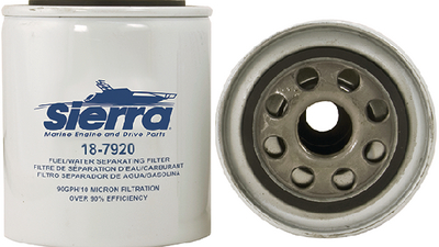 OMC REPLACEMENT FUEL/WATER SEPARATING FILTER (#47-7920) - Click Here to See Product Details