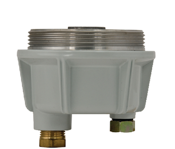 FUEL/WATER SEPARATOR KIT WITH COLLECTION BOWL (#47-7924) - Click Here to See Product Details
