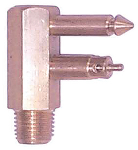 SIERRA FUEL CONNECTORS (#47-80402) - Click Here to See Product Details