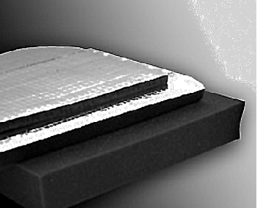 SOUNDOWN ACOUSTIC ABSORPTION FOAM (#378-IAF10MNSFT36) - Click Here to See Product Details