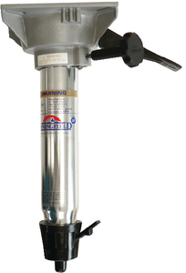 TAPER LOCK<sup>TM</sup> FIXED PEDESTAL WITH TRAC-LOCK SWIVEL (#169-1600607L) - Click Here to See Product Details