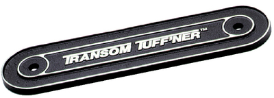 TRANSOM TUFF'NER<sup>TM</sup> SUPPORT PLATE (#169-1780223) - Click Here to See Product Details
