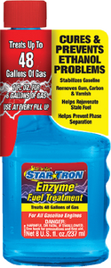 STAR TRON SEF FORMULA GASOLINE ADDITIVE (#74-14308) - Click Here to See Product Details