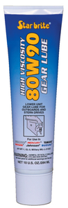 LOWER UNIT GEAR LUBE - HIGH VISCOSITY 80W 90 (#74-27010) - Click Here to See Product Details