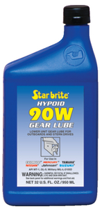 HYPOID 90W LOWER UNIT GEAR LUBE (#74-27132) - Click Here to See Product Details