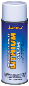 WHITE LITHIUM GREASE  - Click Here to See Product Details