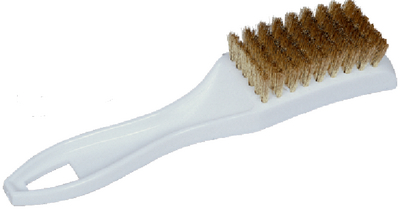 SMALL PLASTIC UTILITY BRUSH (#74-40069) - Click Here to See Product Details
