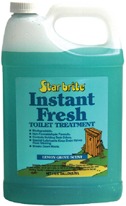 INSTANT FRESH TOILET TREATMENT (#74-71701) - Click Here to See Product Details