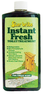 INSTANT FRESH TOILET TREATMENT (#74-71718) - Click Here to See Product Details