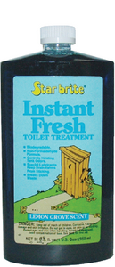 INSTANT FRESH TOILET TREATMENT (#74-71732) - Click Here to See Product Details