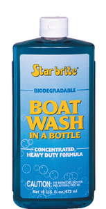 BOAT WASH IN A BOTTLE (#74-80416) - Click Here to See Product Details