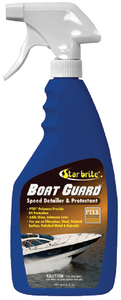 BOAT GUARD SPEED DETAILER & PROTECTANT (#74-81022) - Click Here to See Product Details