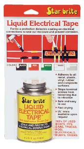 LIQUID ELECTRICAL TAPE  - Click Here to See Product Details