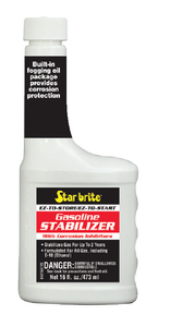 EZ-TO-STORE EZ-TO-START GASOLINE ADDITIVE / STABILIZER - Click Here to See Product Details