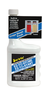 EZ-TO-STORE EZ-TO-START DIESEL ADDITIVE/STABILIZER - Click Here to See Product Details