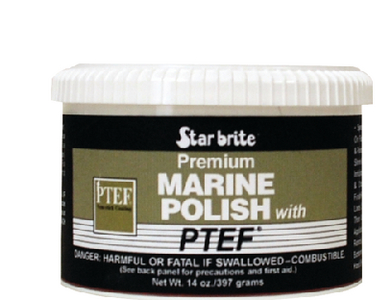 MARINE POLISH WITH PTEF<sup>®</sup> (#74-85714) - Click Here to See Product Details