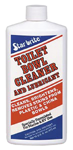 TOILET BOWL CLEANER/LUBRICANT (#74-86416) - Click Here to See Product Details