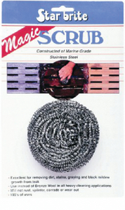MAGIC SCRUB (#74-88450) - Click Here to See Product Details
