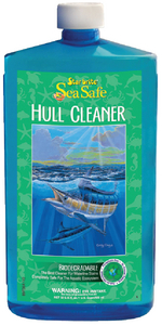 SEA SAFE HULL CLEANER (#74-89738) - Click Here to See Product Details