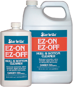 EZ-ON EZ-OFF HULL AND BOTTOM CLEANER - Click Here to See Product Details