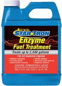 STAR*TRON GAS ADDITIVE (#74-93000) - Click Here to See Product Details
