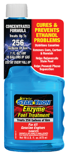 STAR*TRON GAS ADDITIVE (#74-93016) - Click Here to See Product Details