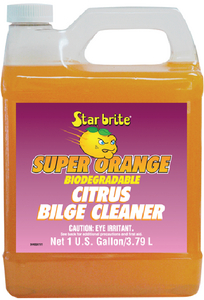 ORANGE CITRUS BILGE CLEANER (#74-94400) - Click Here to See Product Details
