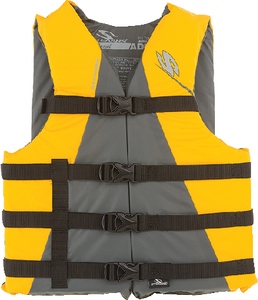 STEARNS CLASSIC BOAT PFD YEL OVERSIZED (3000001713)
